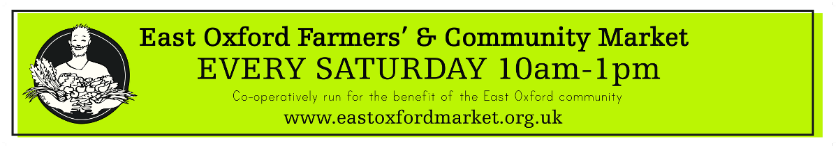 East Oxford Farmers' and Community Market