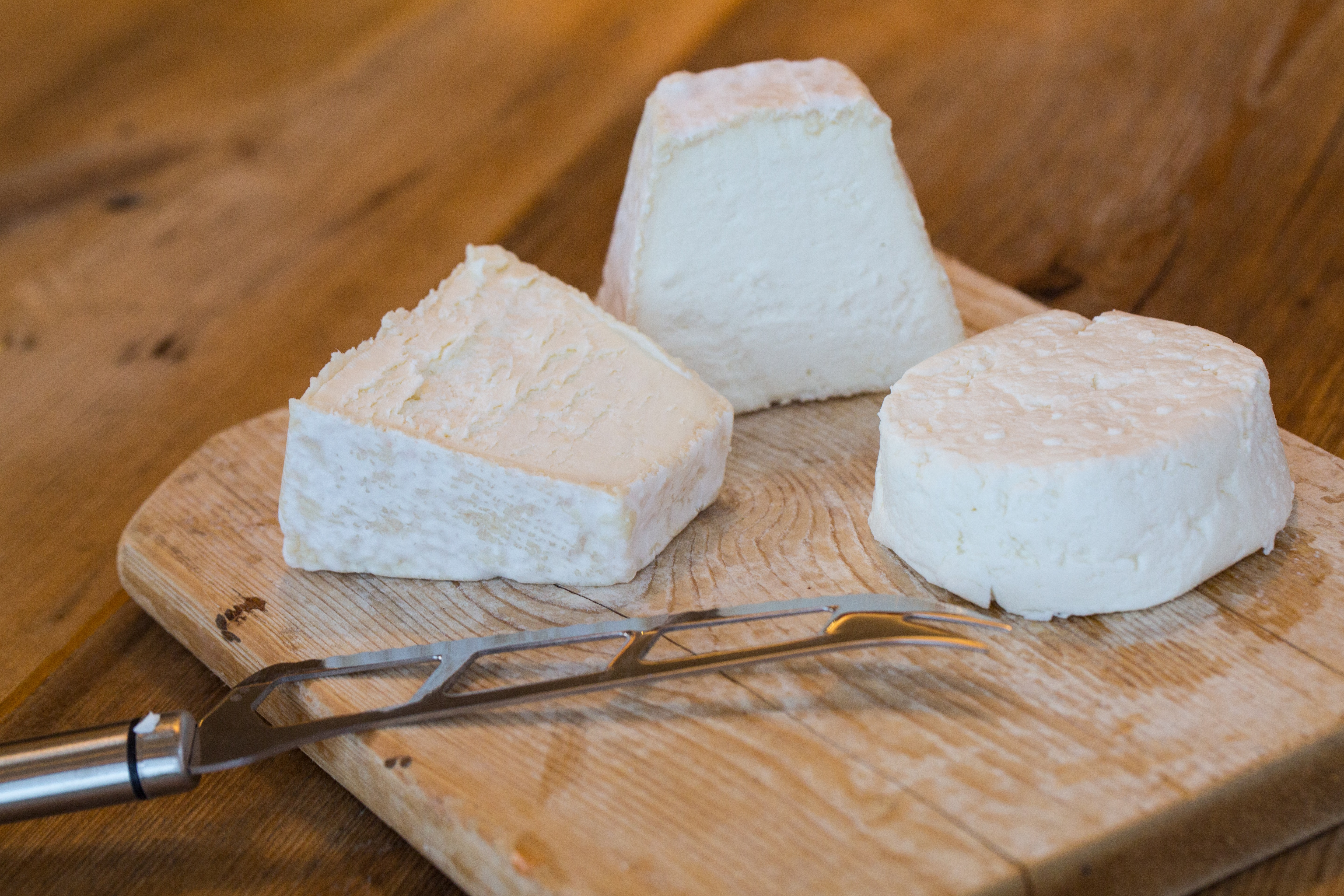 Norton and Yarrow cheeses - cheese