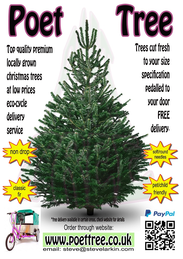 Poet Tree 2017 Back of tree flyer