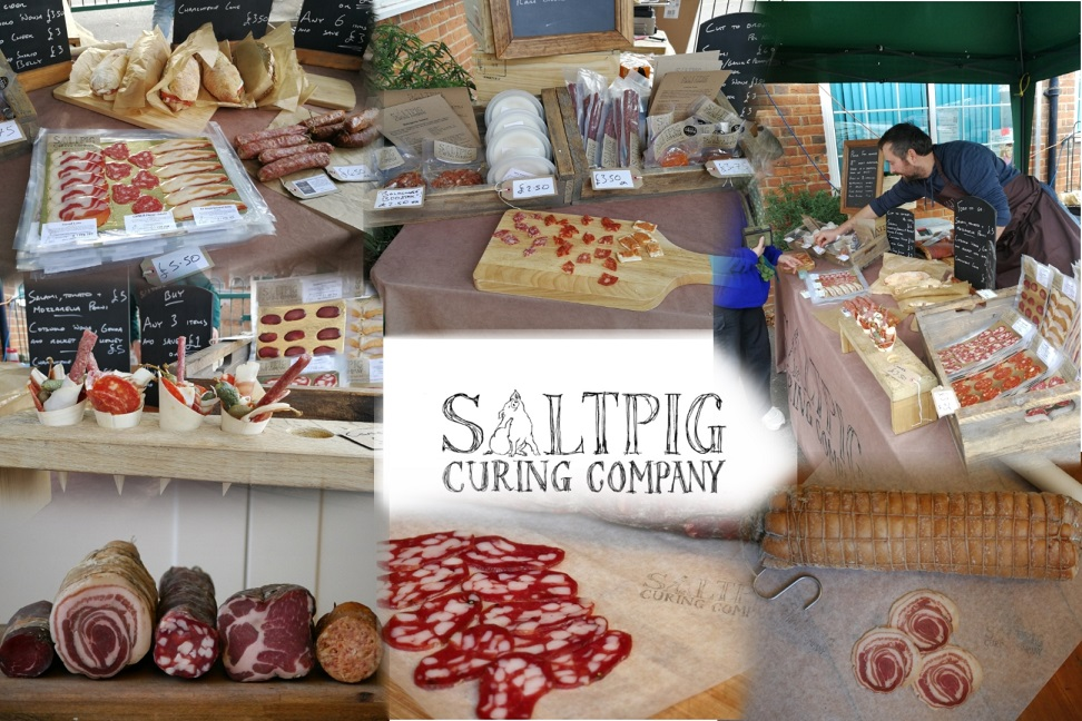 Salt Pig Collage inc stall Nov18