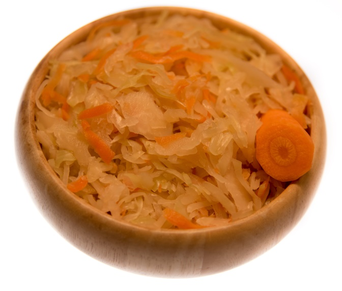 Taste of Poland - Sauerkraut