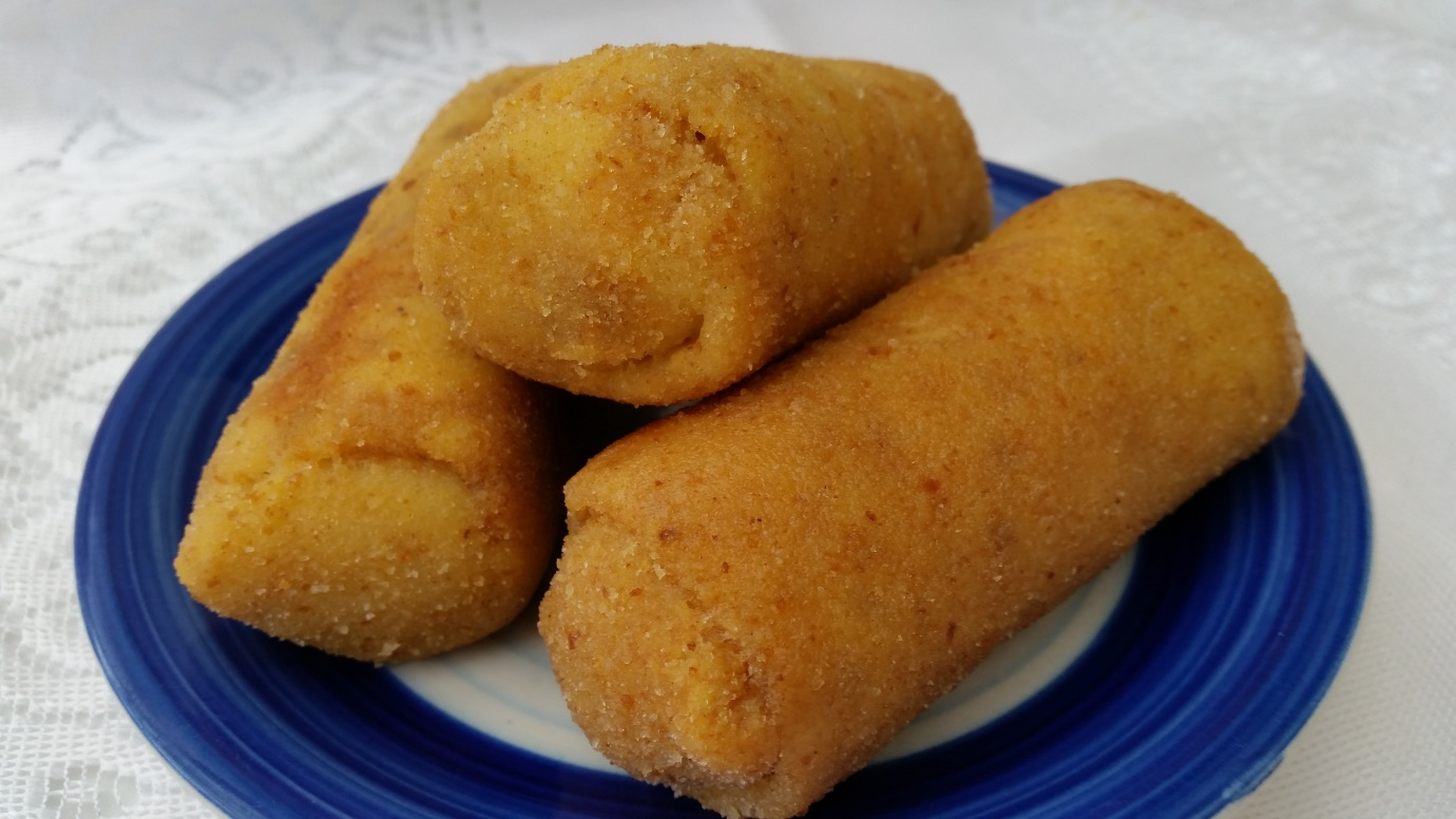 Taste of Poland - croquettes